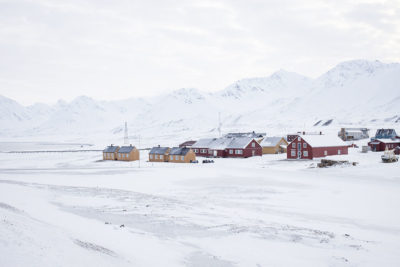 Climate Change Scientific Base in Ny-Aalesund (Svalbard)