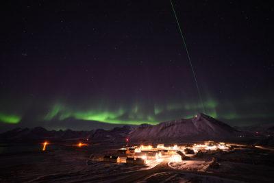 Climate Change Laser